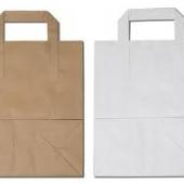 Ingrosso sacchetti di carta
