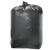 Sacchi neri per rifiuti